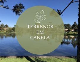 Terrenos à venda em Canela no Rio Grande do Sul