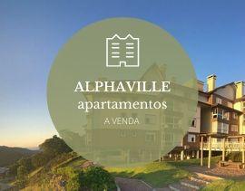 Apartamentos à venda no Alphaville em Gramado