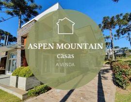 Casas à venda no Aspen Mountain em Gramado