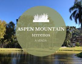 Terrenos à venda no Aspen Mountain em Gramado