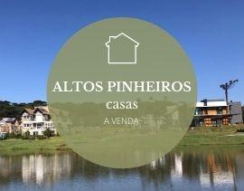 Casas à venda no Altos Pinheiros em Canela