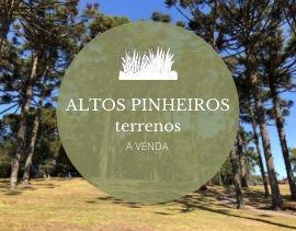 Terrenos à venda no Altos Pinheiros em Canela